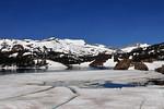 Ice Sheets, Ellery Lake, Mono County, CA